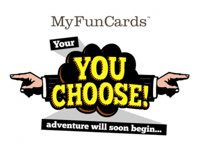 Choose Your Own Adventure: Ecards