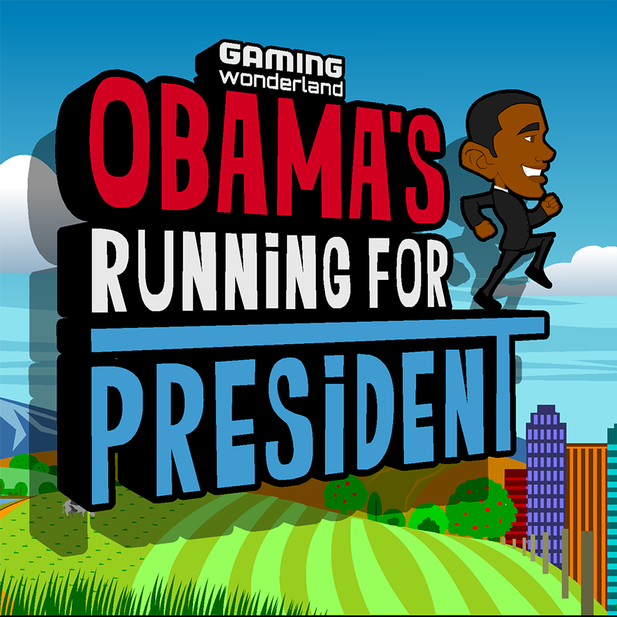 Running For President Title