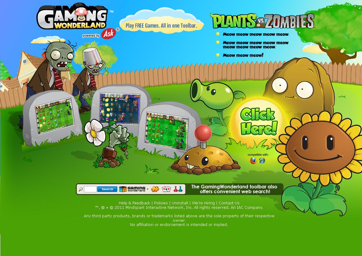 PvZ_LandingPage