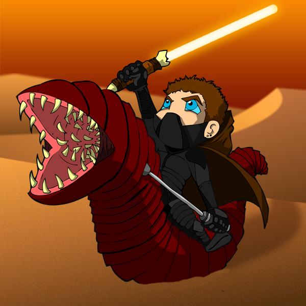 Jedi of Dune