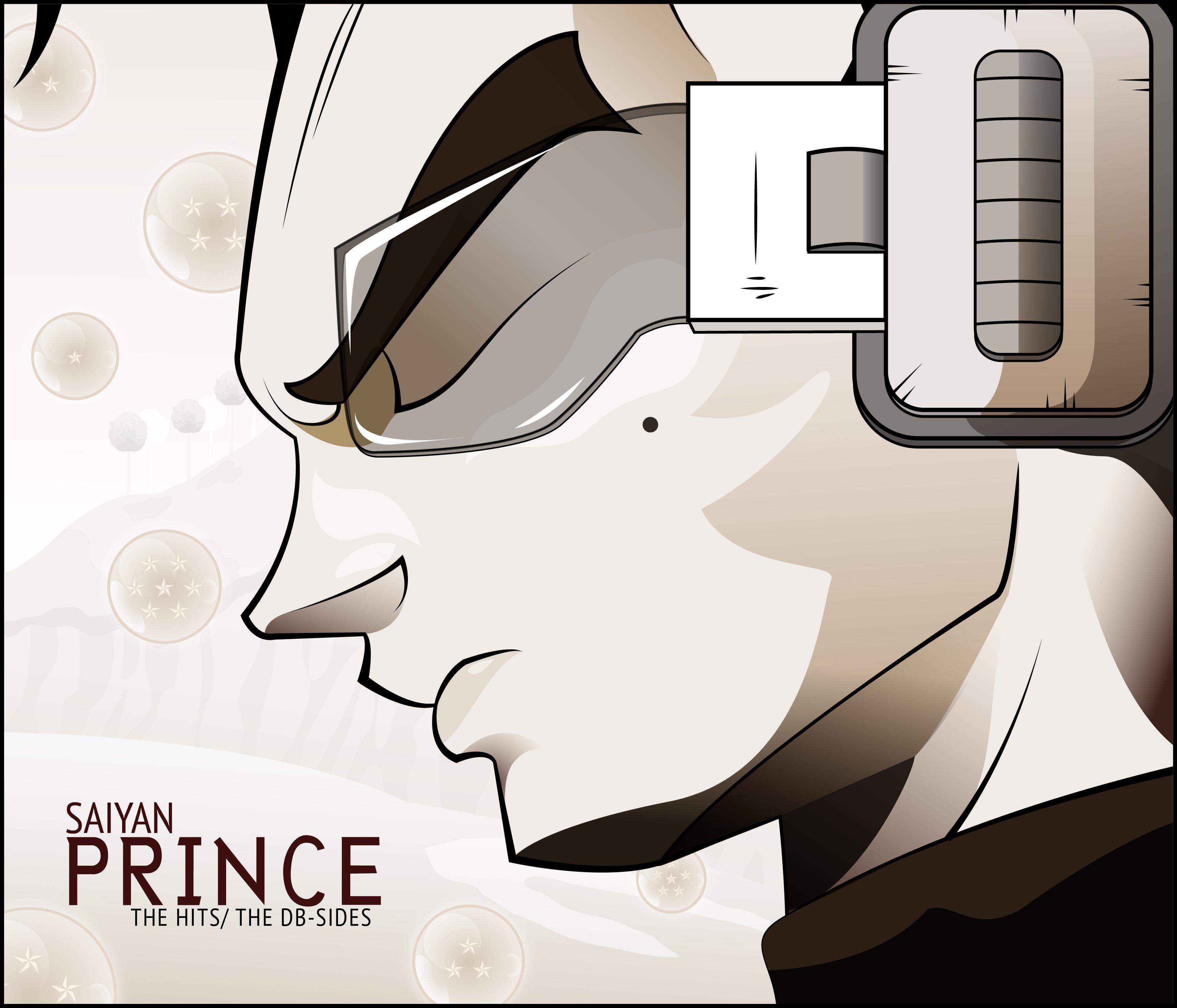 Saiyan Prince: The Hits/ The DB Sides - Taran Lopez