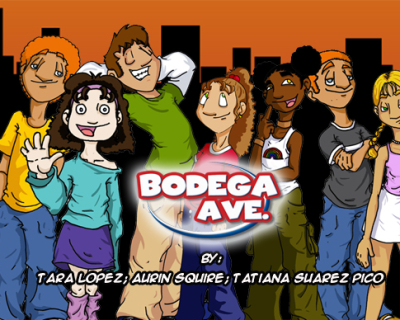 Bodega Avenue: Webcomic