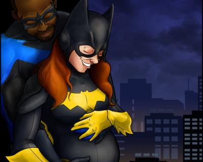 Invitation: Superhero Themed