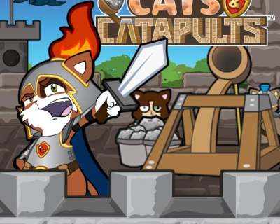 Cats & Catapults: Game Asset Design