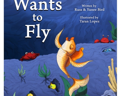 Fish Wants To Fly