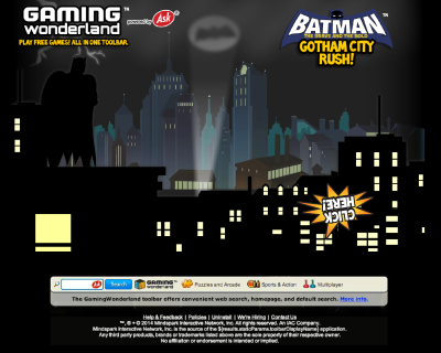 Batman – Gotham City Rush