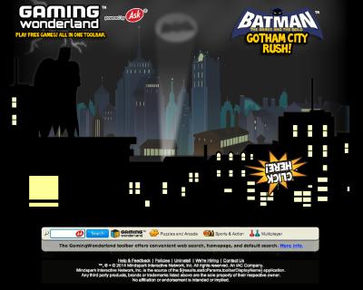Batman – Gotham City Rush