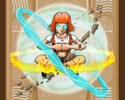 Legend of Leeloo