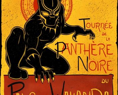 Le Panthere Noire