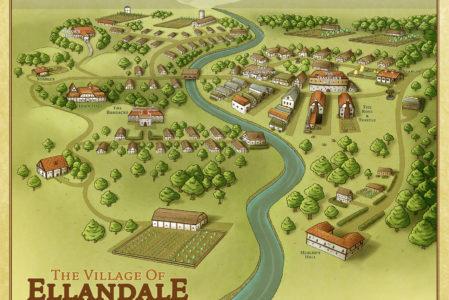 Original Fantasy Maps