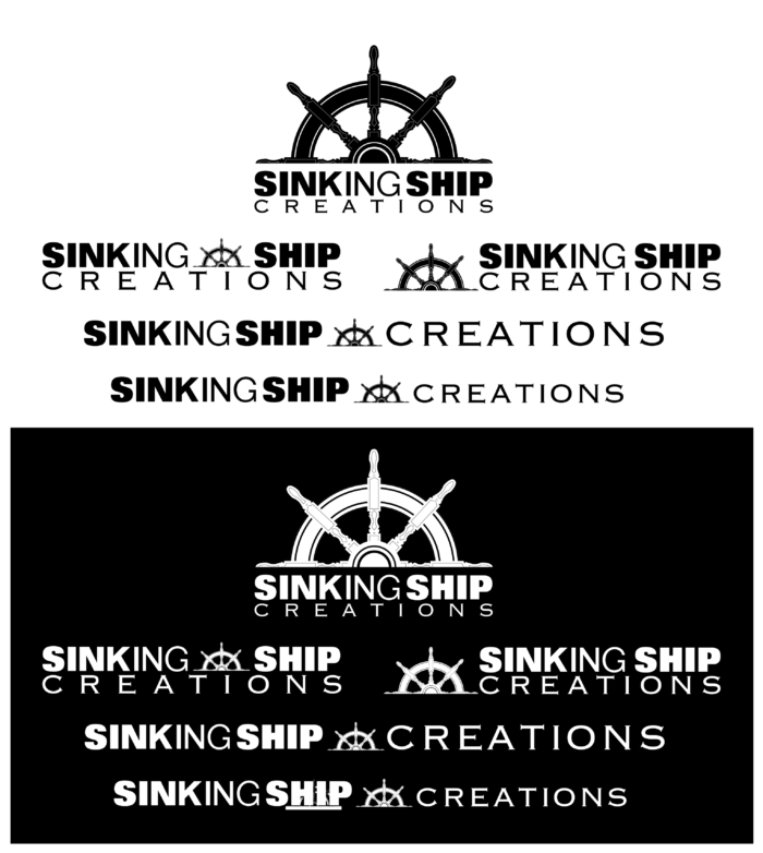 sinkingship_logo_versions_web