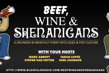 Beef, Wine, & Shenanigans